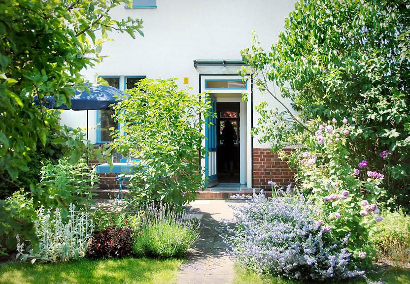 Tautes Heim Berlin Urlaub Im Mietbaren Museum Mit Garten Und